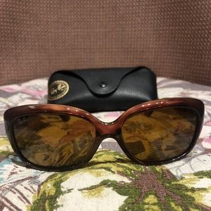 Ray-Ban Women's Sunglasses - Tortoise Frame